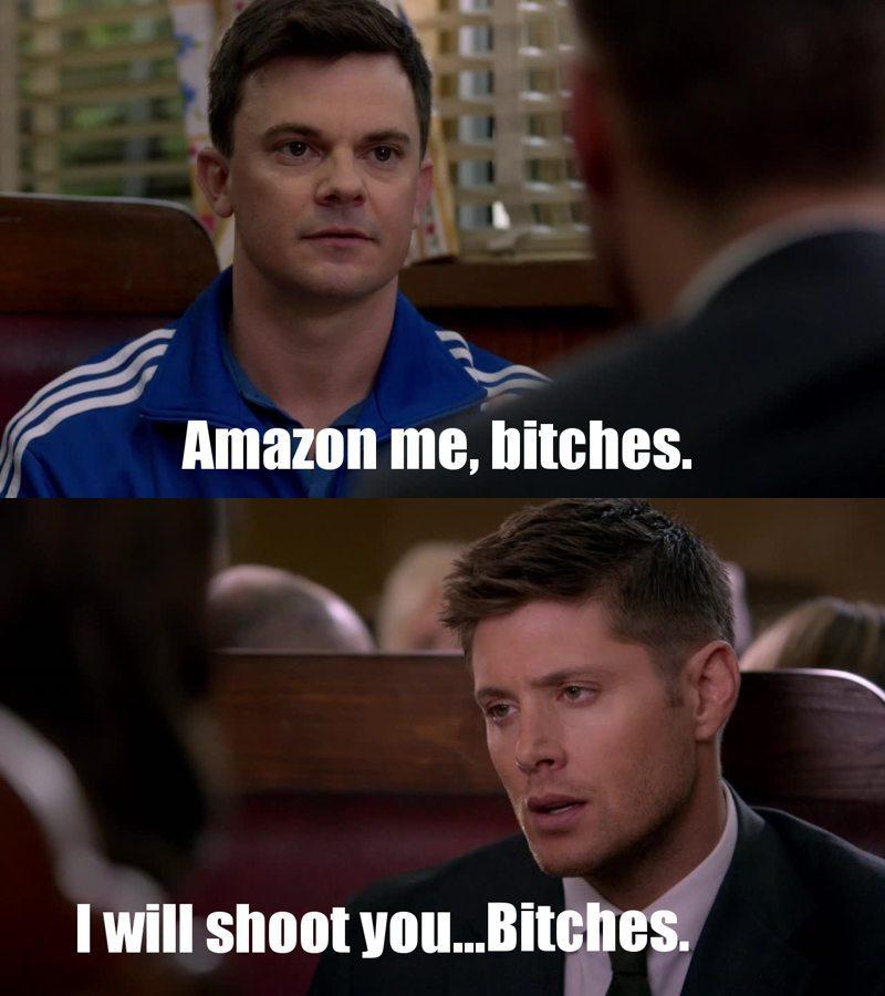 I love Dean so much!!! 😂