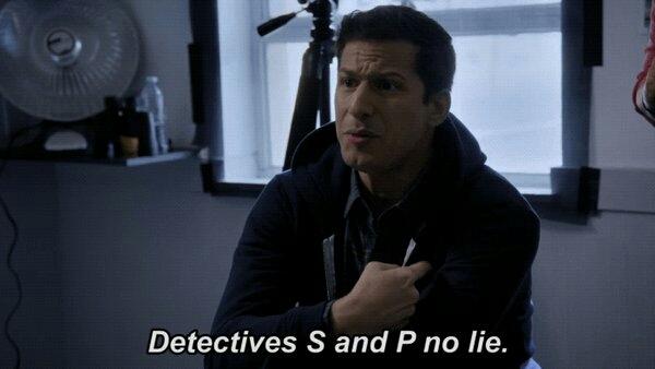 You heard, Jake. No lie.