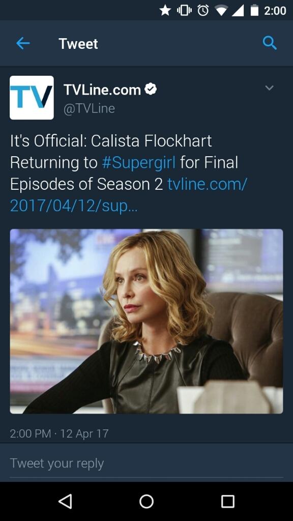 She will comeback!! 😱😍