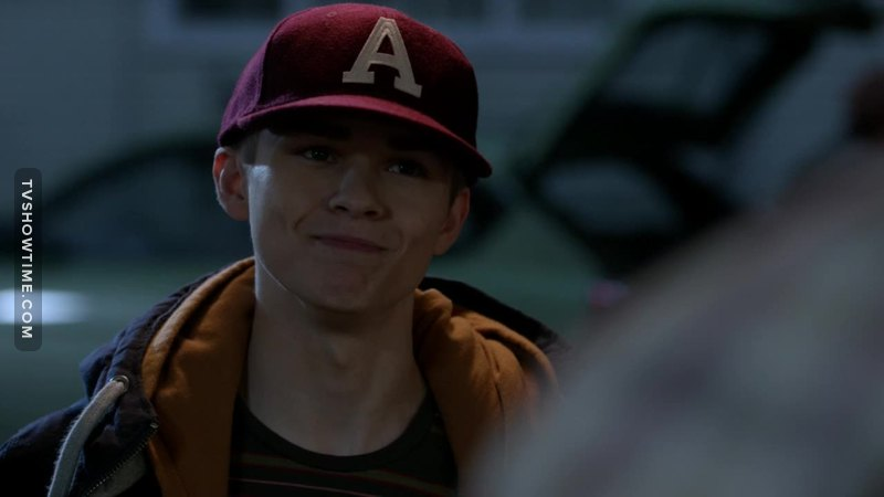 Wow, the kid was awesome. The way he talked and moved - 100% Dean Winchester.   Genius