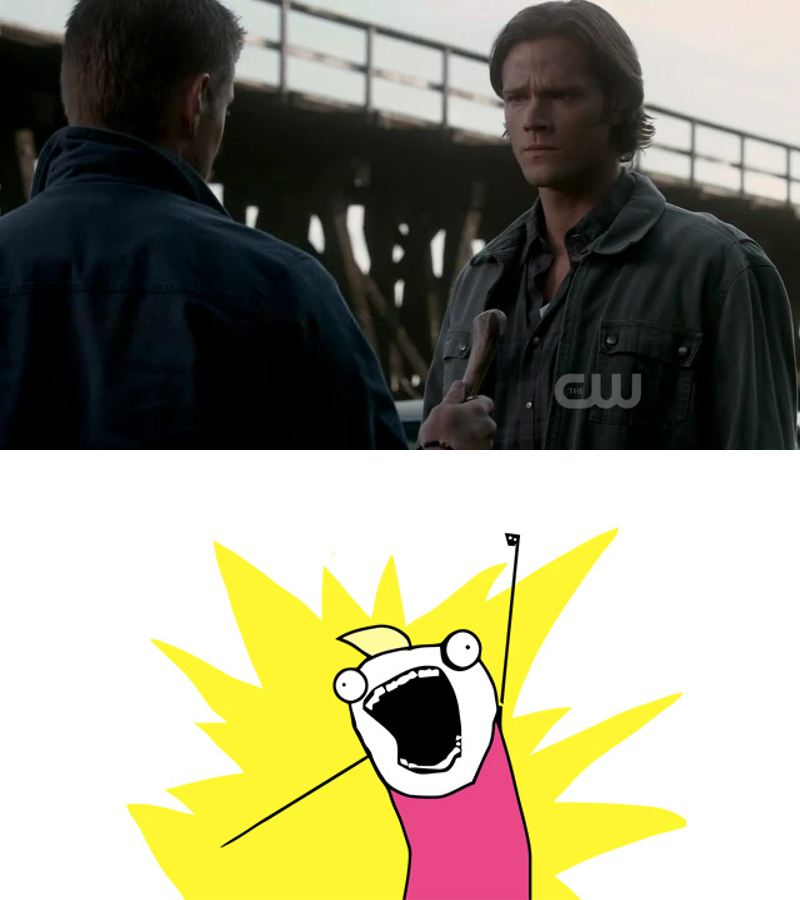 YES THE WINCHESTER ARE BACK BITCHES