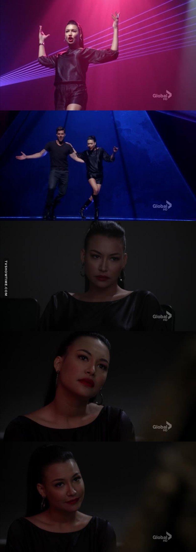 Santana always stole the scene
