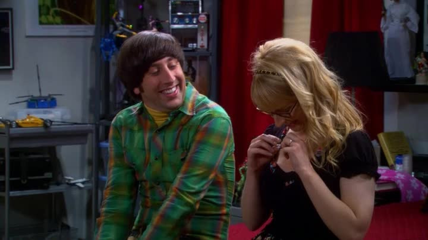 """""""You will have a star that was actually in space"""" Howard Wolowitz is way cuter than I thought from the beginning. Awwww"""