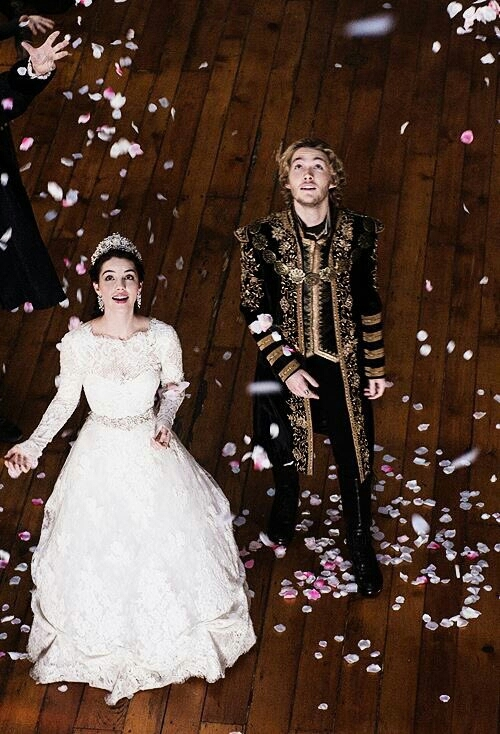 No marriage will reach the beauty of Frary's wedding