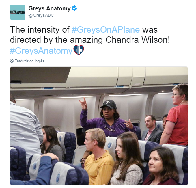 Directed by Chandra Wilson!