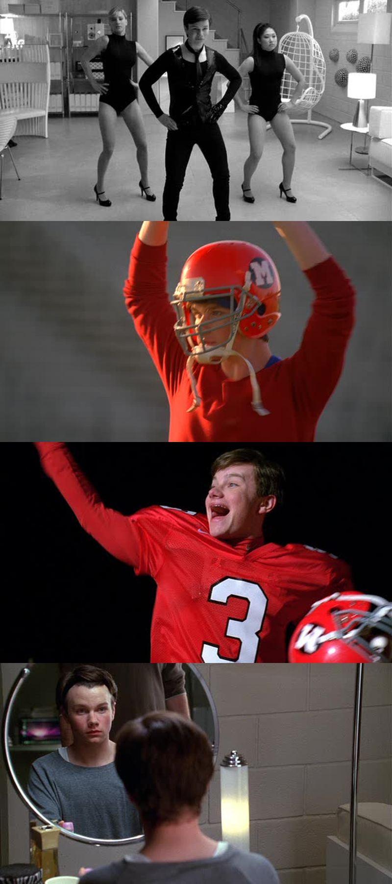 So proud of Kurt 💗✨
