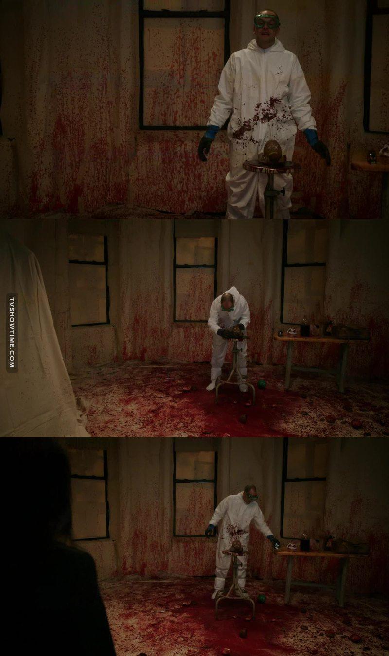 Better call Dexter 😊