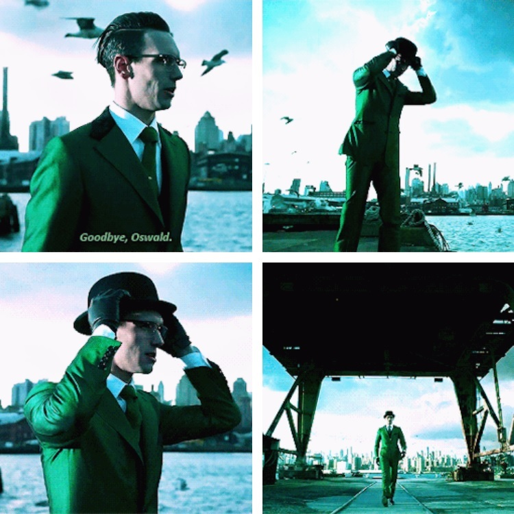 And The Riddler rises!!! 🙌🙌