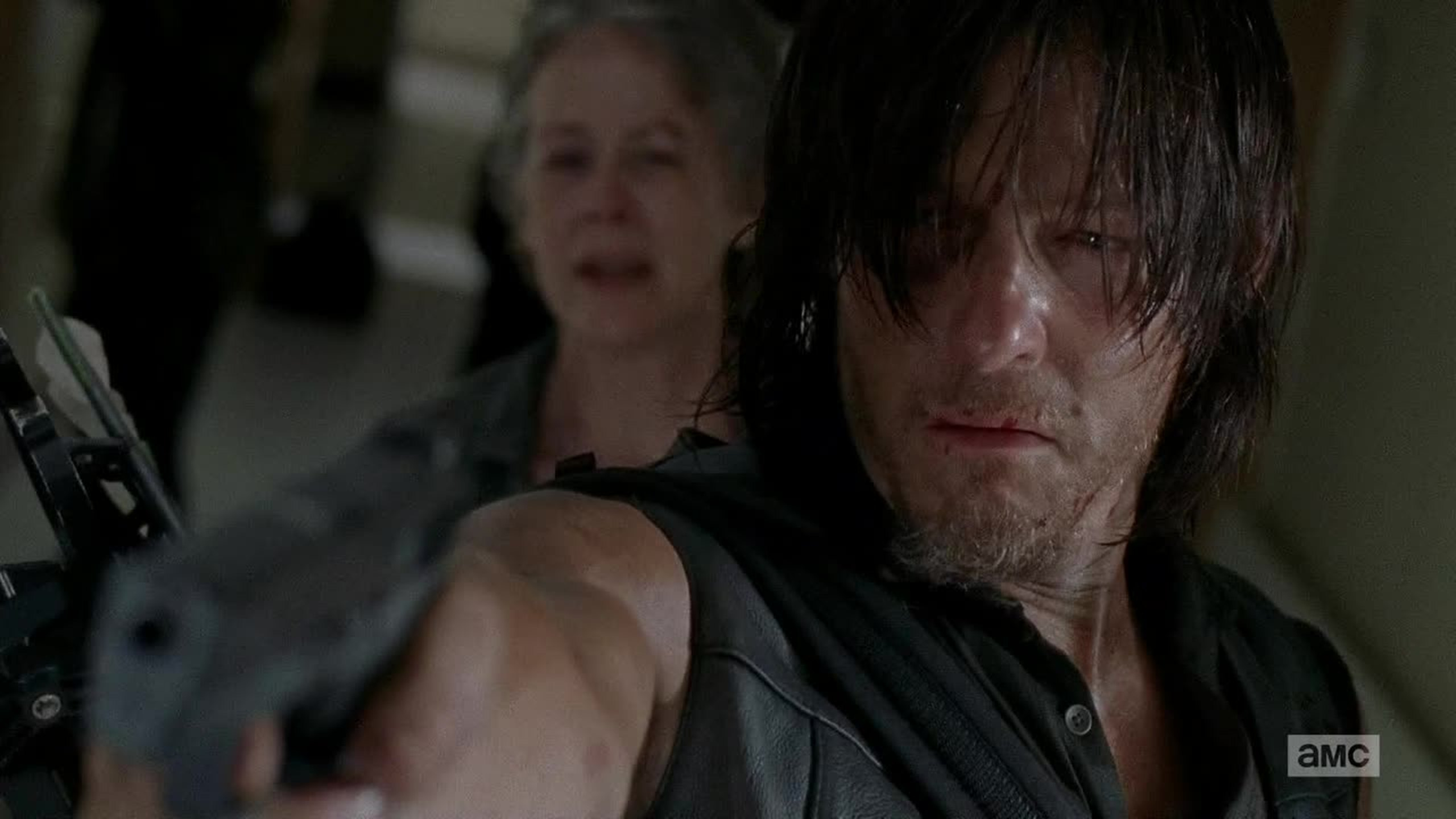 You can do what you want, but don't make Daryl cry!