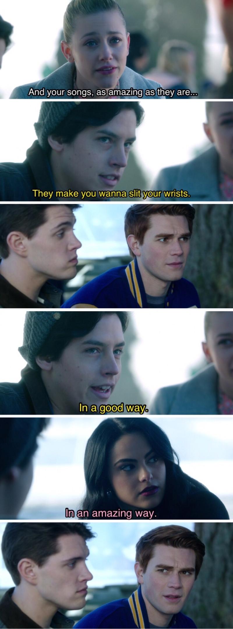 🙊 Poor Archie 😐