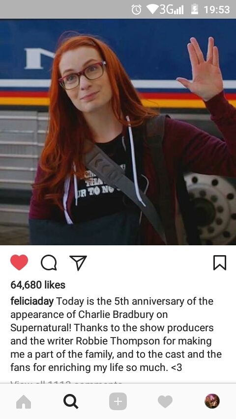 Today is the 5th anniversary of Charlie's first appearance 😭😭