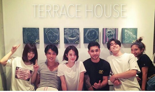 Tv time terrace house boys girls in the city s01e46 for Terrace house tv
