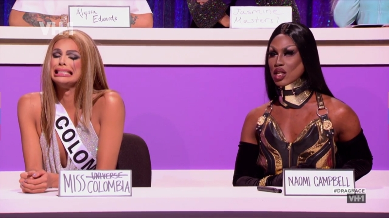 The best of the night in a single photo. Valentina's performance was flawless and Shea was amazing aswell. They deserved more than beeing just save.
