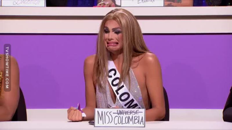 I thought that Valentina would suck... She was so funny! But Alexis and Nina were my favourites!