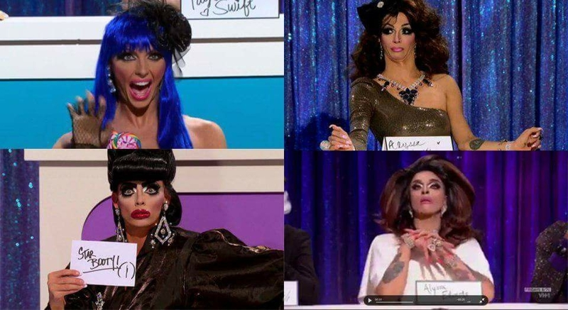 Category is: Night of a thousand Alyssas