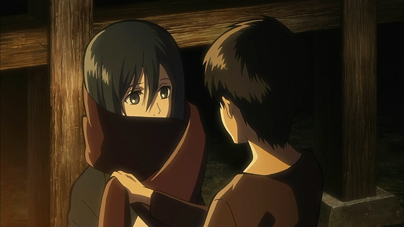TV Time - Attack on Titan S01E06 - The World the Girl Saw: The ...