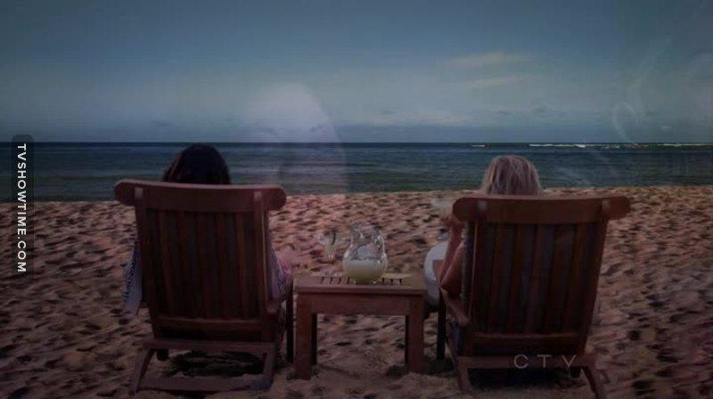 Sono l'unica a cui questa scena ricordava Izzie quando aveva il tumore? 😭