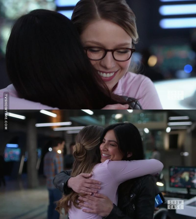 I liked the evolution of the relationship between Maggie and Kara in this episode !