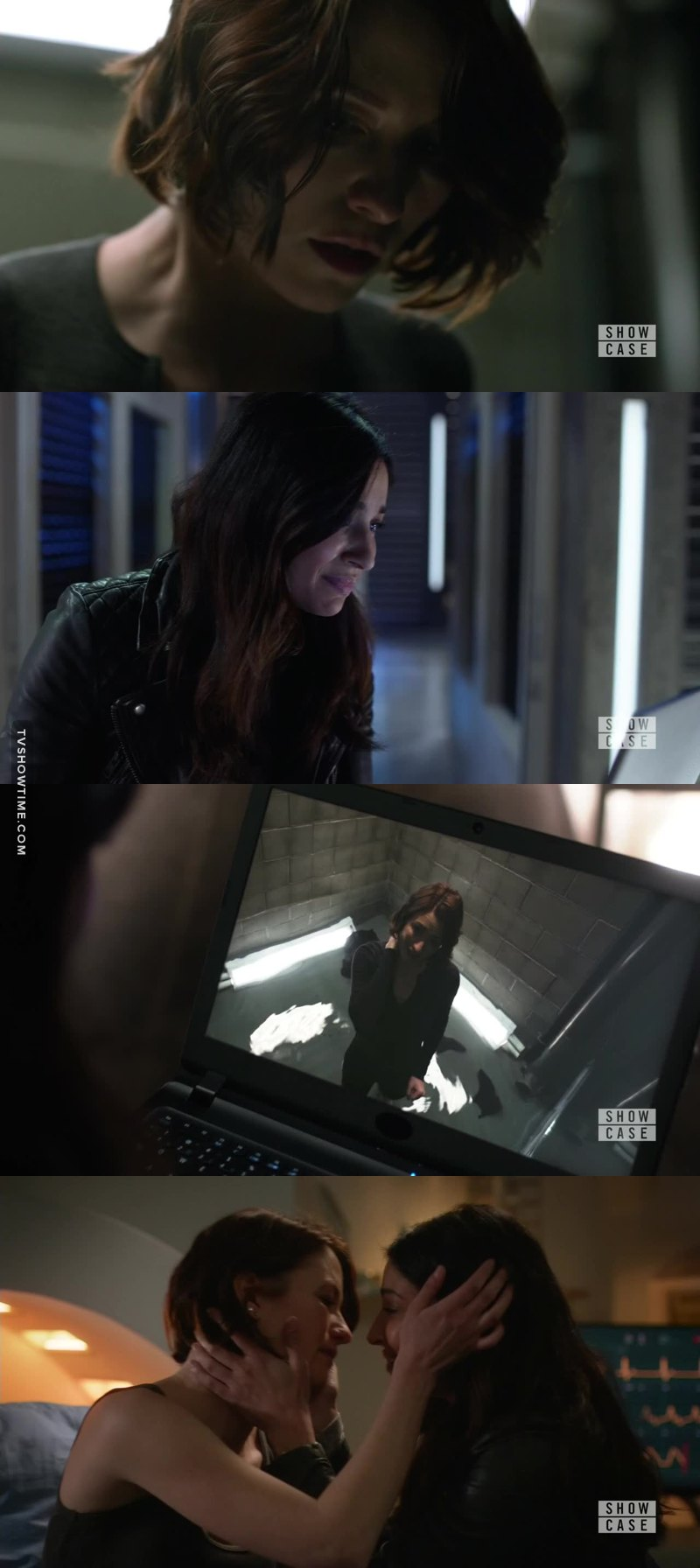 She had to just hold on. And she did cause she knew she was coming for her. 😍 #sanvers #savealex