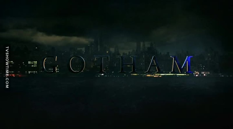 Gotham:the place where nobody really dies