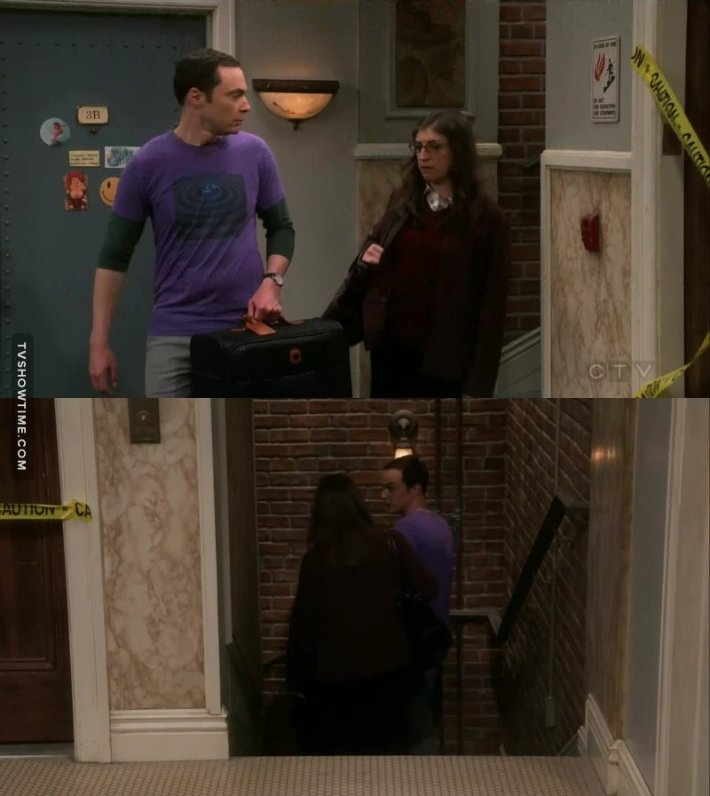 """""""If you find yourself working with a scientist as smart as me, taller than me and with hair like Thor, I want you to step away from the situation and call me immediately."""" -- Sheldon LMAO"""