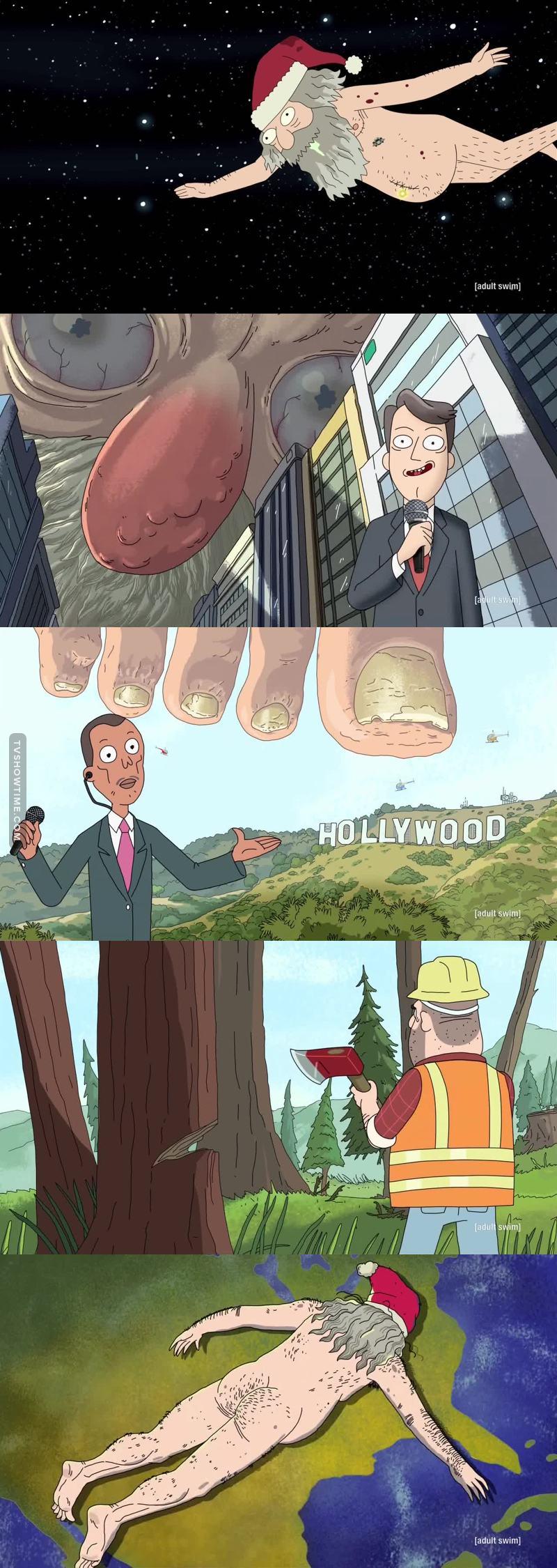 TV Time - Rick and Morty S01E03 - Parque anatómico (TVShow Time)