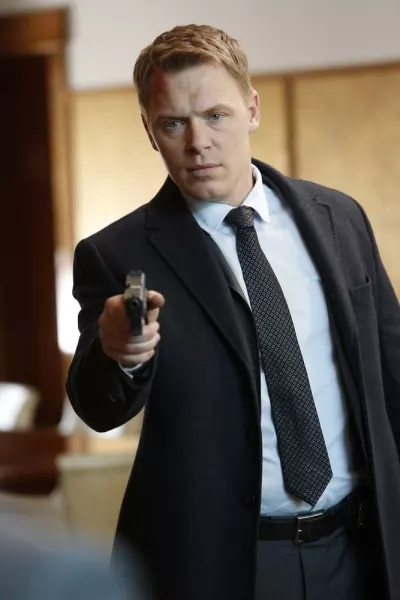 Kaplan going after Ressler definitely helped me want to root for Red. I initially didn't really care about his mission to avenge Reven. Sure, it'll be great when he does get that win for himself, but in the great war taking place, it felt so minor. 👉It was a real surprise that his journey wound up being connected to Mr. Kaplan, and I became much more intrigued. 🎬And the fact that he was accusing Reven's actual murderer but just not with real proof was a neat twist. I'm just glad Liz showed up before Ressler did any major damage. He certainly seemed shaken by the whole ordeal.   👉Its really captured just how powerful Mr. Kaplan's plays can be, and the task force is just as much in the crosshairs as Red.