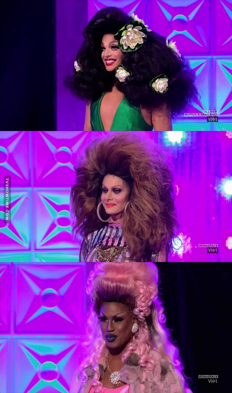 This episode top 3 represents the final top 3.... just saying