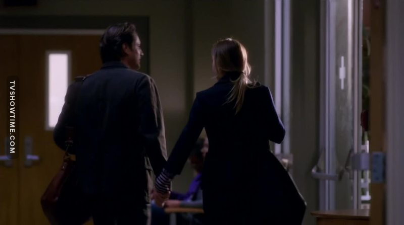 A big step for her! Mer deserves to be happy. 😏👏