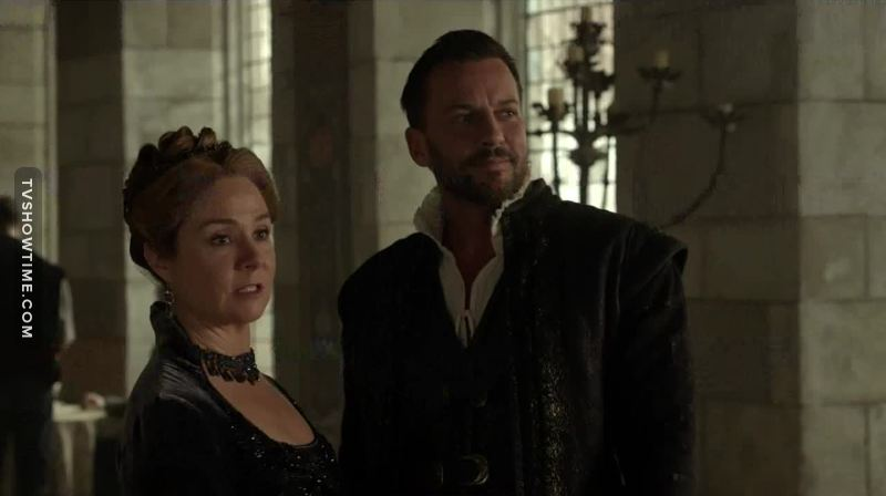 Catherine De Medici is the best character of the show, she amazes me after every episode