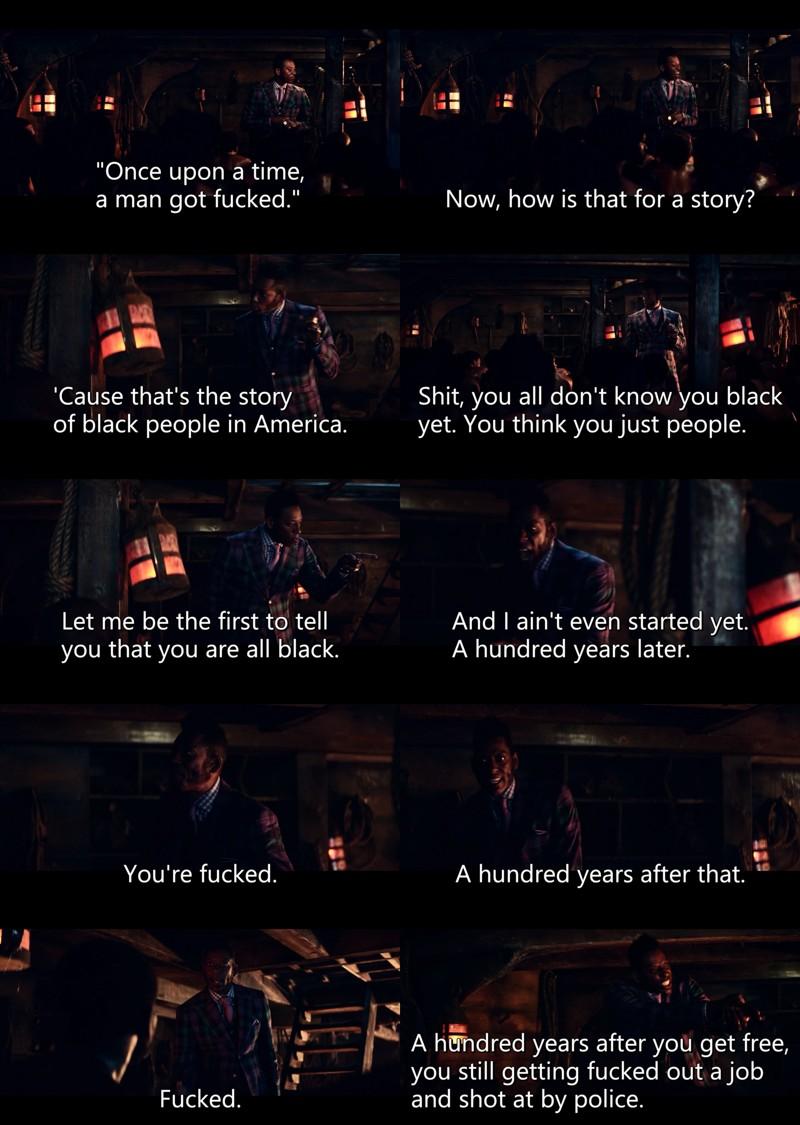 Great speech.