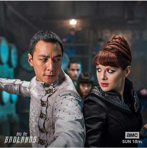 into.the.badlands.s02e08 자막