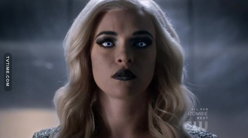 Am I the only one with this theory?  In the end, Killer Frost is going to betray Savatar!!  That is my prediction.