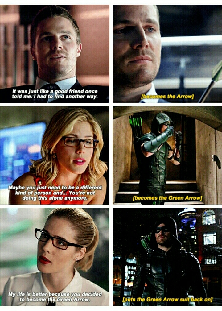 """""""Felicity has a way with words."""""""