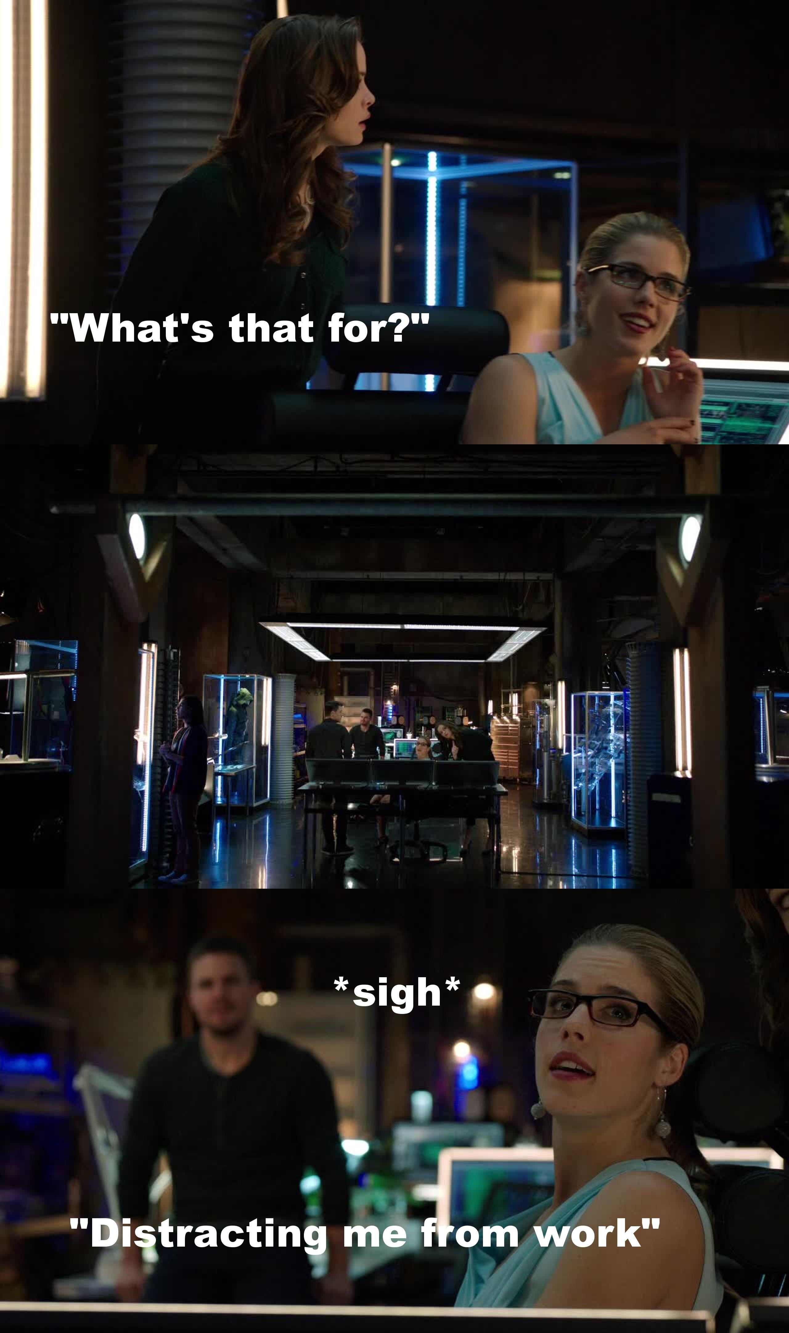 I'm sure it is Felicity, I'm sure it is ;D