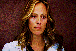 I nearly die when Owen said ask for Teddy Altman.