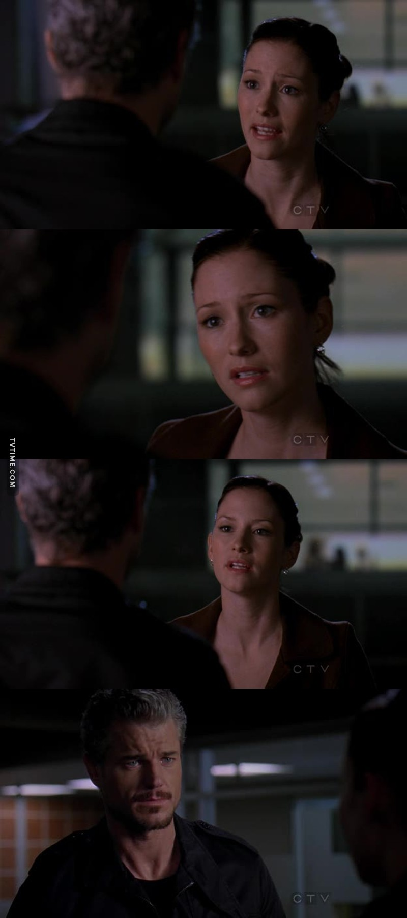 All Mark wanted to do was tell Lexie that he was in love with her and she would wouldn't even let him say one word 🙄