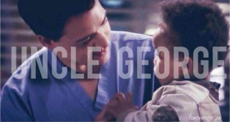 Uncle George !!! 😊😊