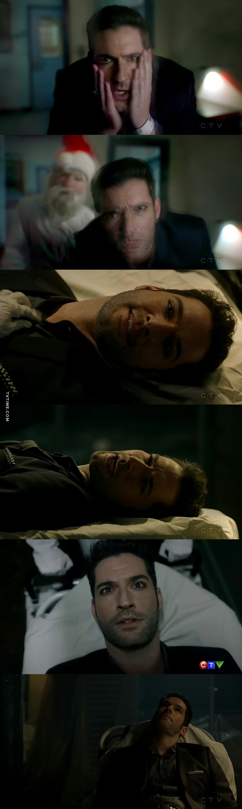 Drugged Lucifer was so funny!