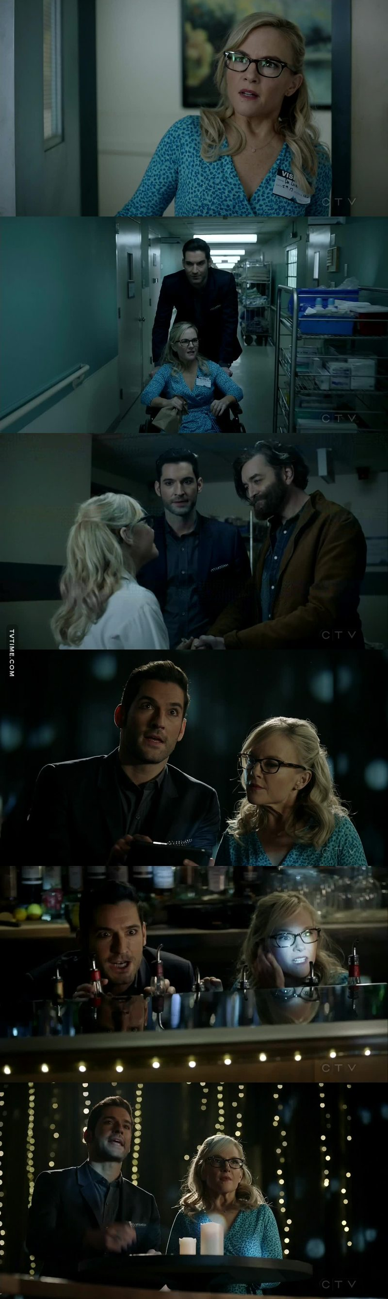 I love Linda and her relationship with Lucifer!
