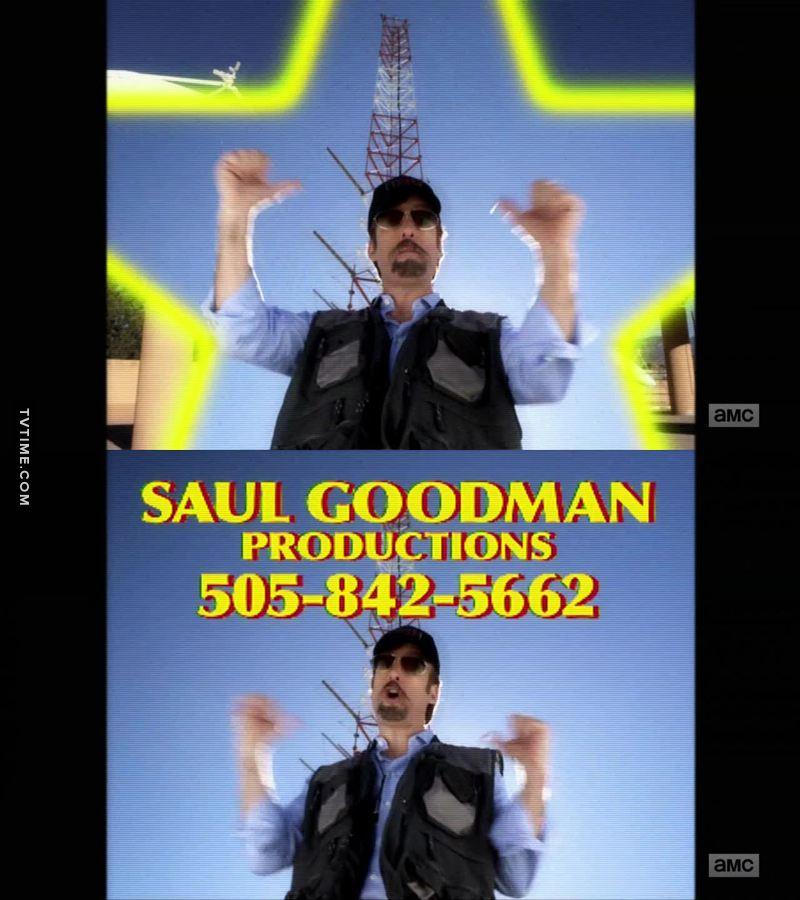Finally!!! Saul Goodman!!! ❤️🎉❤️