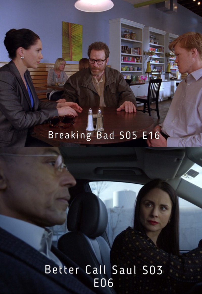 I love Breaking Bad references. ❤️❤️ Lydia