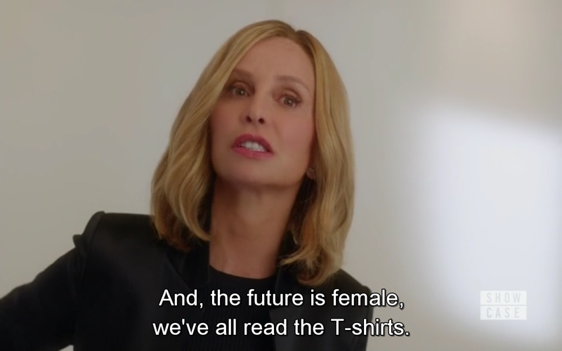 There is no amount of screenshots that can truly capture how amazing Cat Grant was this episode 💕