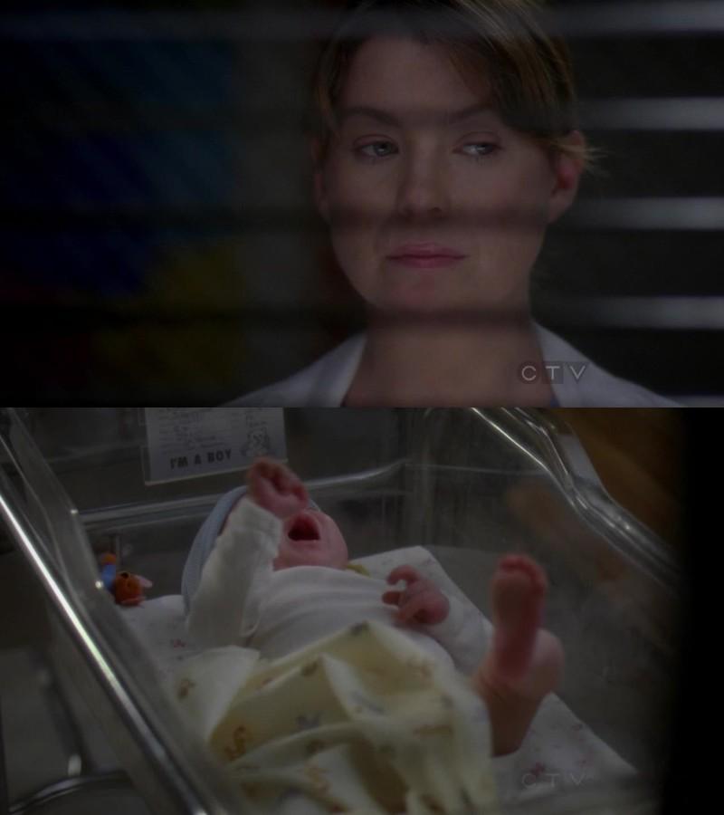 Meredith P E R F E C T  I remembered George. 😔