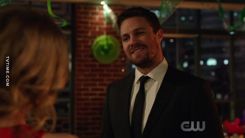 Felicity and Oliver still in love! ❤