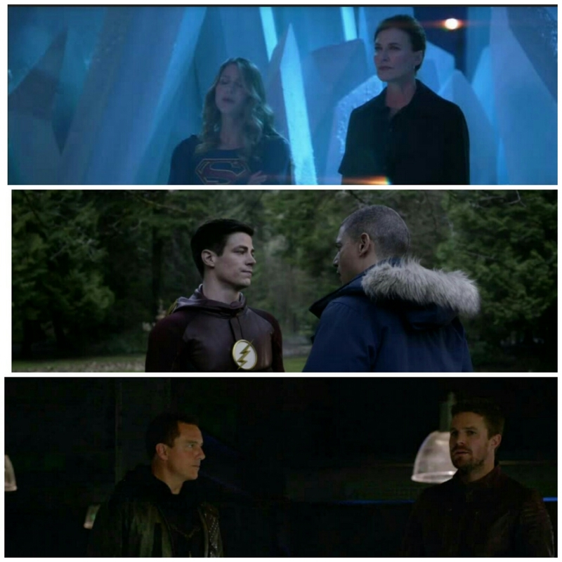 They all agreed to partner with someone they disliked in the past to move ahead with the plan