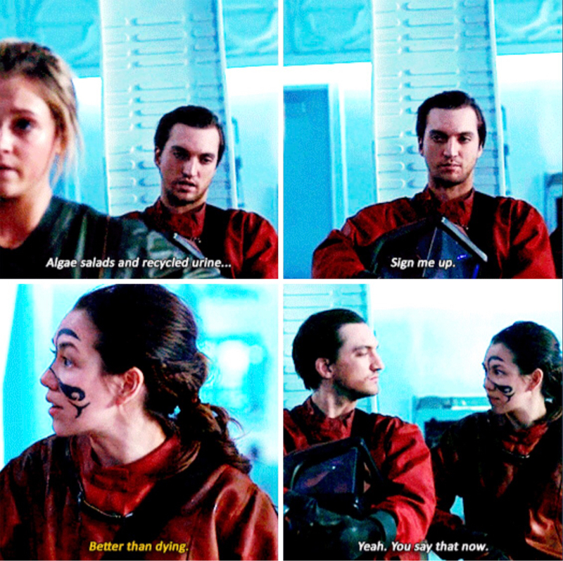 I know he has his bad sides but Murphy is always so funny😂