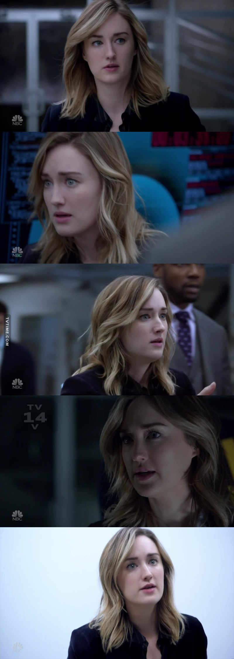 I don't know about you guys, but for me Patterson is the best character! #TeamPatterson