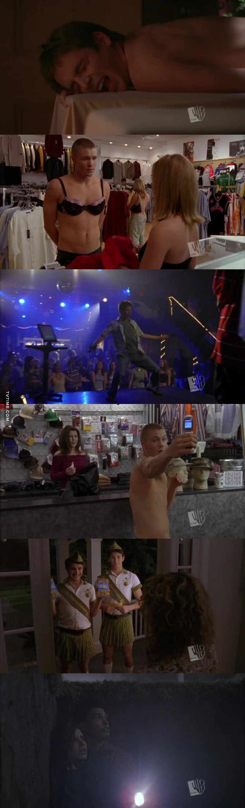 this is one of my favorite oth episodes!! i rewatch it a lot hahaha! timmy's the best 😂😂