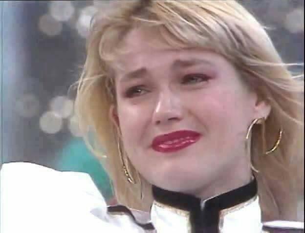 Valentina... nossa, foi tão triste de ver